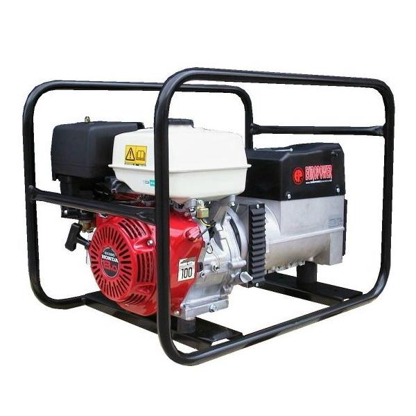 Генератор бензиновый Europower EP 200 X 3X230V для ж/д в Ашае