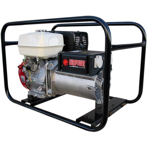Генератор бензиновый Europower EP 6500 T 3X230V для ж/д в Ашае