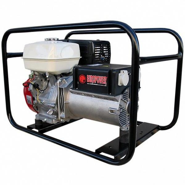 Генератор бензиновый Europower EP 6000 в Ашае