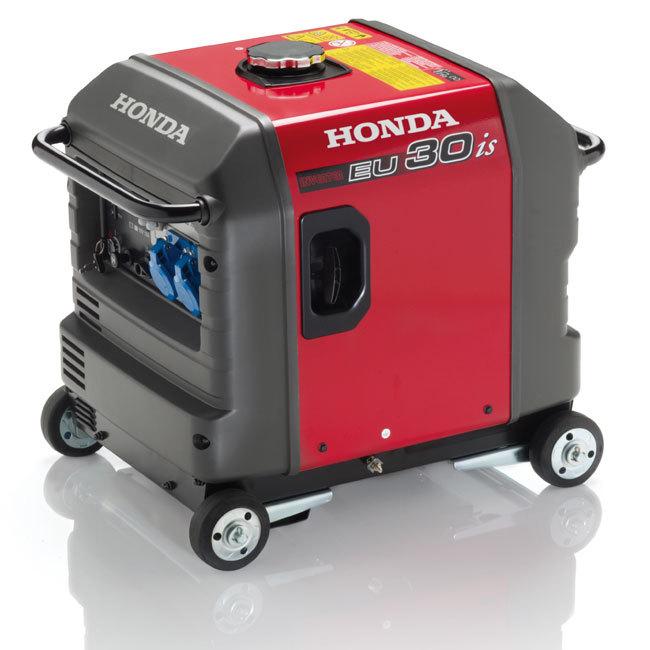 Генератор Honda EU30iS в Ашае