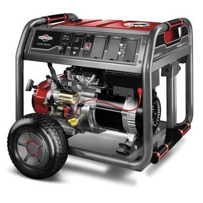 Генератор бензиновый Brigss & Stratton Elite 8500EA в Ашае