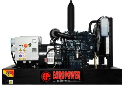Генератор дизельный Europower EP 163 DE в Ашае