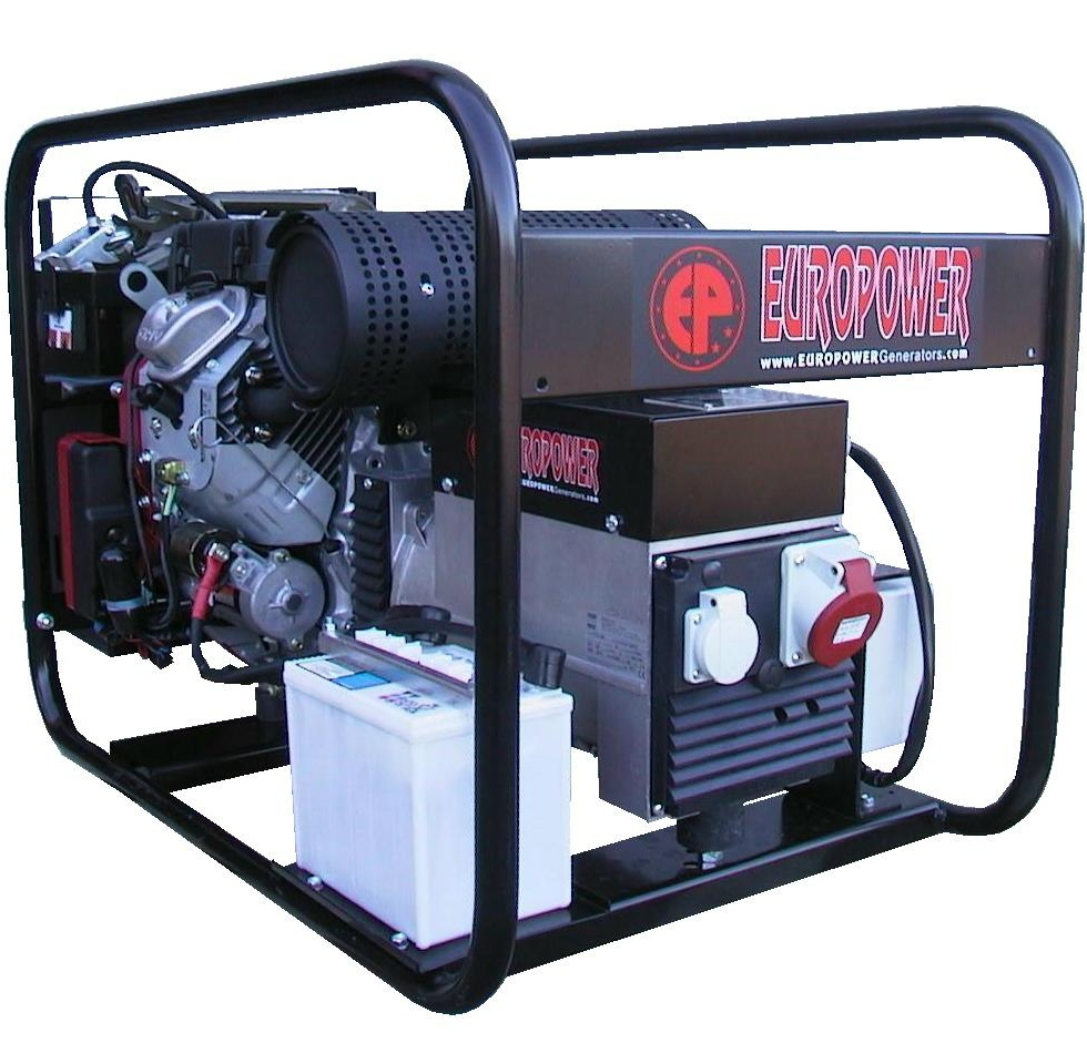 Генератор бензиновый Europower EP 13500TE в Ашае
