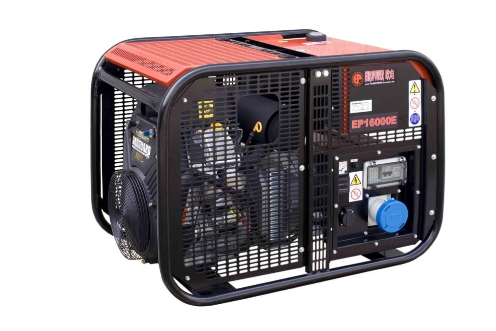 Генератор бензиновый Europower EP 16000 E в Ашае