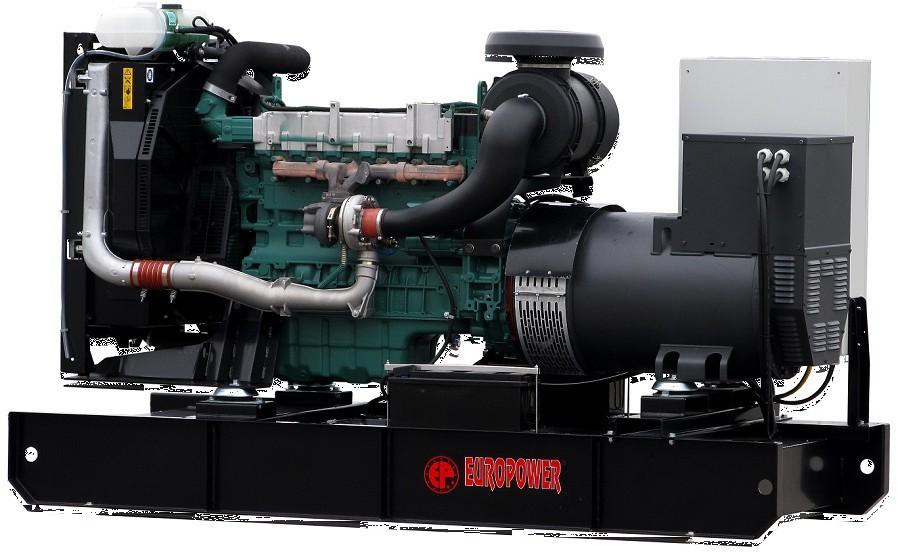 Генератор дизельный Europower EP 315 TDE в Ашае