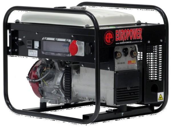 Генератор дизельный Europower EP 200  X/25DC в Ашае