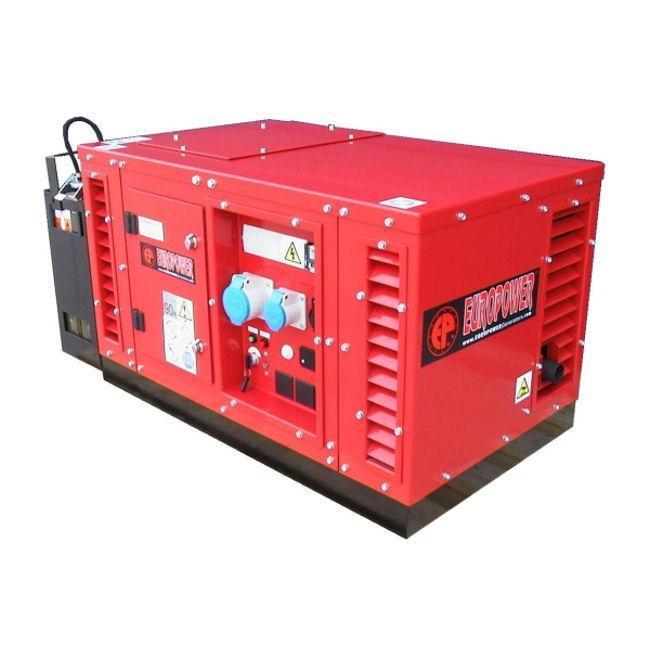 Генератор бензиновый Europower EPS 10000 E в Ашае