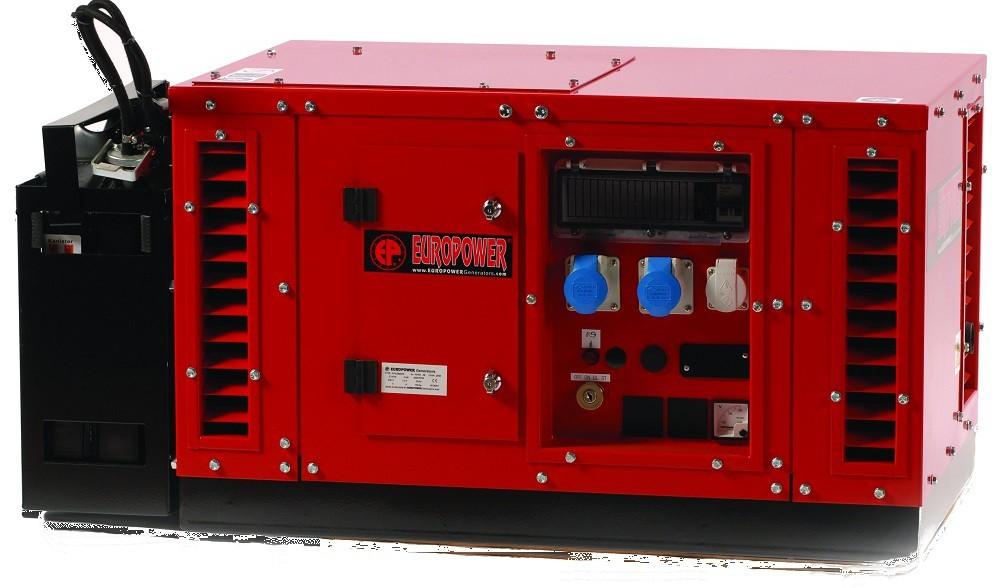 Генератор бензиновый Europower EPS 15000 TE в Ашае