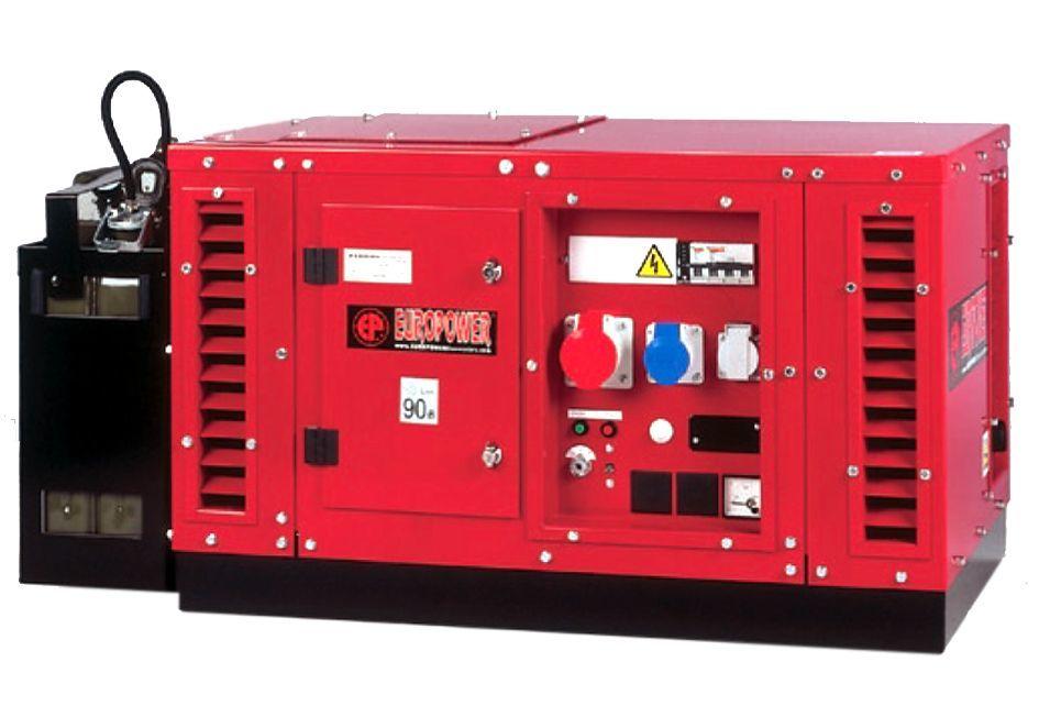 Генератор бензиновый Europower EPS 6000 E в Ашае