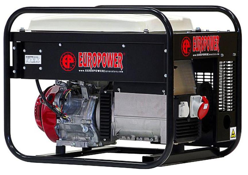 Генератор бензиновый Europower EP 6500 TLN в Ашае