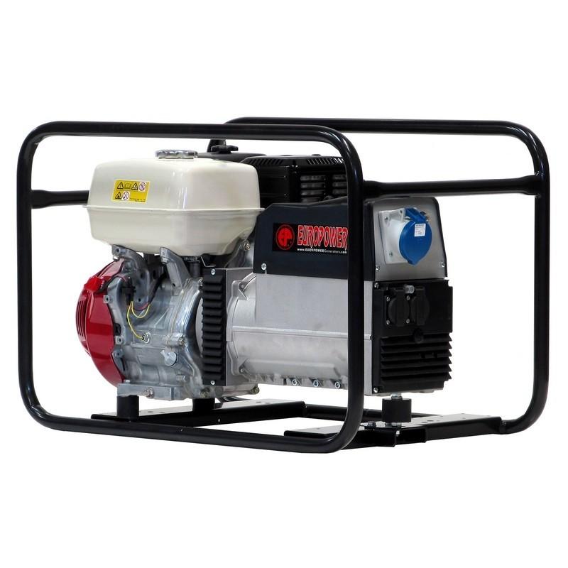 Генератор бензиновый Europower EP 7000 в Ашае