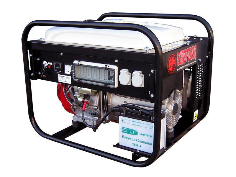 Генератор бензиновый Europower EP 7000 LE в Ашае