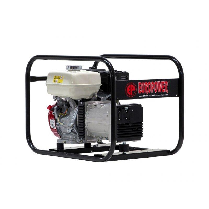 Генератор бензиновый Europower EP 4100E в Ашае