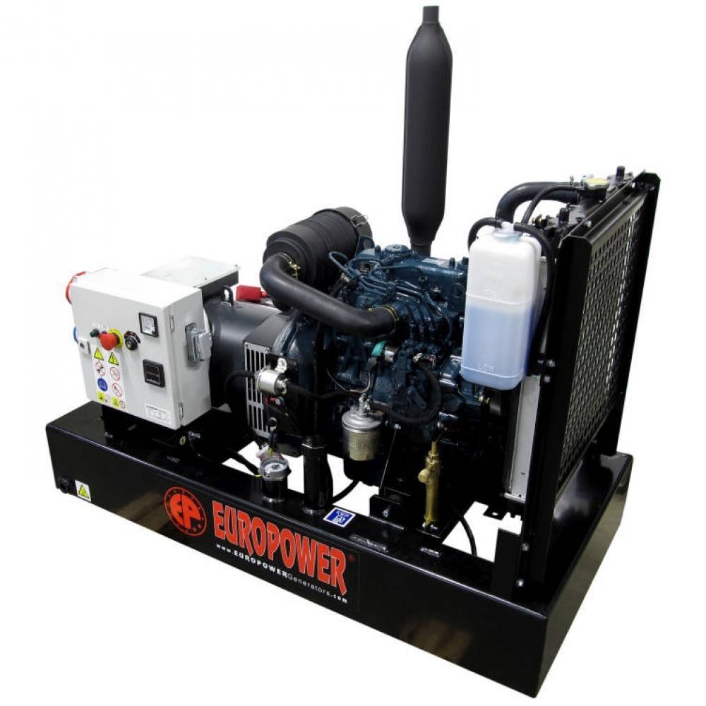 Генератор дизельный Europower EP 325 TDE в Ашае