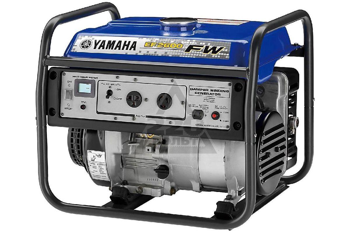 Генератор Yamaha  EF2600 в Ашае