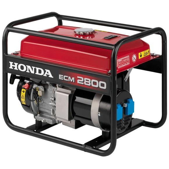 Генератор Honda ECM2800 в Ашае