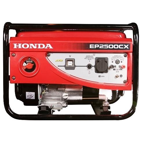 Генератор Honda EP2500 CX RR в Ашае