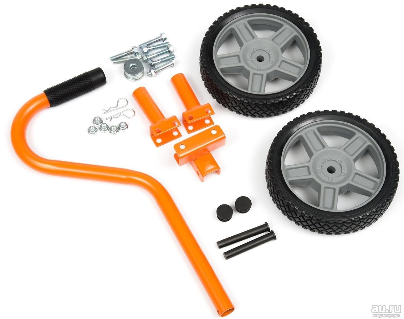 Комплект колес для генераторов ECT 7000 в Ашае