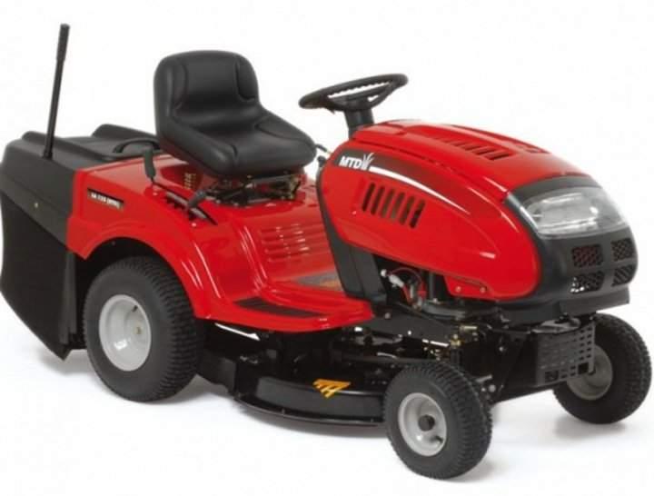 Садовый трактор MTD OPTIMA LE 175 H (SPECIAL) в Ашае