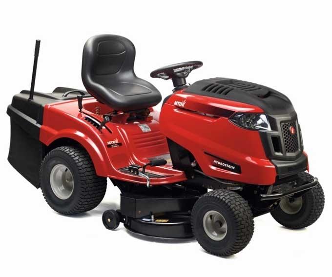 Садовый трактор MTD OPTIMA LN 165 H в Ашае