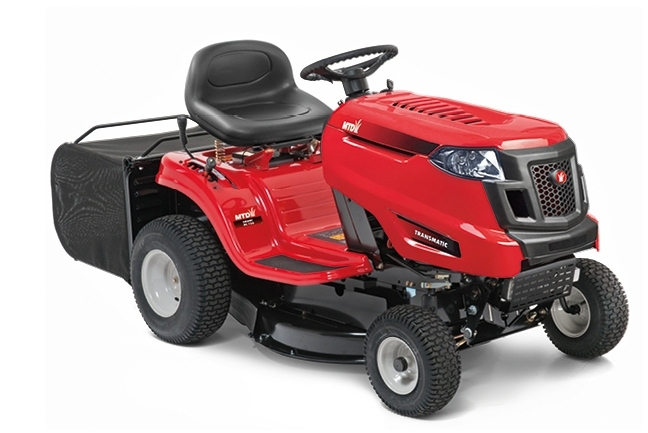 Садовый трактор MTD SMART RC 125 в Ашае