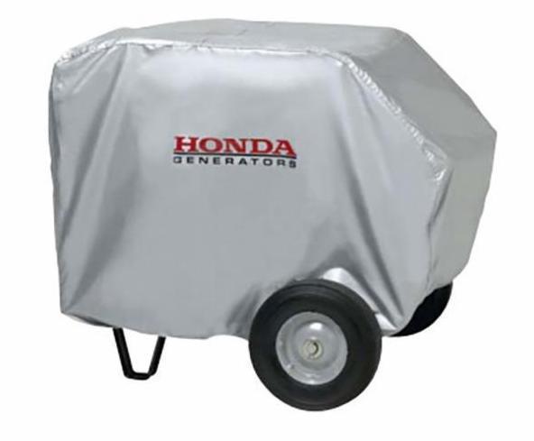 Чехол для генератора Honda EU10i Honda Marine серебро в Ашае